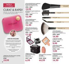 ORF România: Catalog Oriflame C9 - 2019 România Oriflame Cosmetics, Romania, Catalog, Beauty, Rouge, Health And Beauty, Eye Brows, Fur, Latest Trends