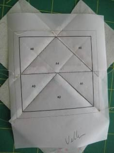 Learn how to Paper Piece - Quilting Tutorial from ConnectingThreads.com