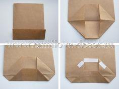 пакетик своими руками из бумаги схемы: 23 тыс изображений найдено в…