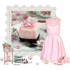 """Let's have Tea"" by sherryvl on Polyvore"