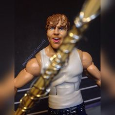I'm going to a friends house prob for 2 or so days so I'll hit y'all laterI'll take pics now for the next while so I'm still active #deanambrose #barbie #barbwire #brocklesnar #chrisjericho #y2j #drinkitinman #mattel #wwemattel #fuckschool #mattelwwe #mattefigs #wwe #stonecold #hbk #tripleh #dx #dgenerationx #foley #themanthemyththelegend by wwefigurecollector98