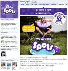 Another supporting marketing programs of cadbury Play More Games, Selection Boxes, T Play, Make Your Mark, Confectionery, Dares, How To Become, Let It Be, Marketing