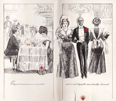 The Naughty Nineties: A Victorian Pop-Up Book for Adults Only - A pop-up book. About Victorian sex. In animated GIFs