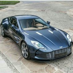 The Aston Martin is one of the most elegant grand tourer supercars available. Available in a couple or convertible The Aston Martin has it all. Carros Aston Martin, Aston Martin Lagonda, Aston Martin Cars, Luxury Sports Cars, Best Sports Cars, Sexy Cars, Hot Cars, Maserati, Bugatti