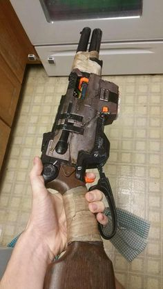 Post with 2951 views. Arma Nerf, Zombie Apocalypse Outfit, Modified Nerf Guns, Cool Nerf Guns, Nerf Toys, Steampunk Weapons, Mandalorian Armor, Kids Toys For Boys, Homemade Weapons