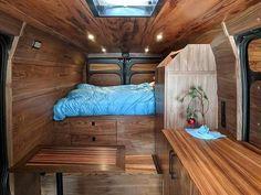 Ram Promaster 4X4 >> Bolting bed frame into van frame   Ram Promaster diy campervan   Camper flooring, Vans, Camper van
