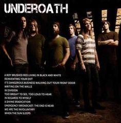 Underoath - Icon: Underoath