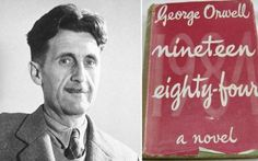 30 Great Opening Lines in Literature -  It was a bright cold day in April, and the clocks were striking thirteen. —George Orwell, 1984 (1949)