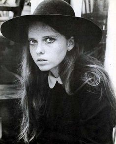 Mia Farrow - American Actress born February 9, 1945 in Los Angeles, California