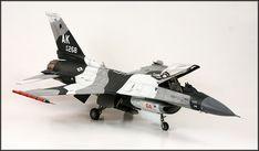 1/48 Tamiya F-16C Arctic Aggressor from HS forums
