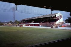The former home of Chelmsford City FC - New Writtle Street