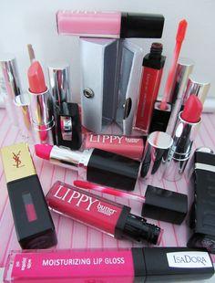 we love lipgloss, we love lipstick! #douglas #beauty