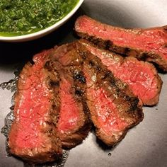 Grilled Skirt Steak with Homemade Asian Barbeque Marinade - Allrecipes.com