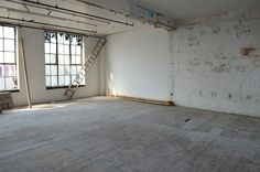 The Classy Issue empty amazing space