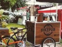 Crédito da foto @bikepub #olebikes #beerbike #foodbike