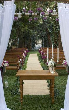 Espaço Maison Saint Germain SP - Espaço perfeito para casamento ao ar livre