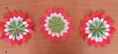Most, hogy készülünk a március 15-ei megemlékezésre, technikaórán nemzeti színű virág ot készítettünk, de tervben volt még valamilyen kreat...