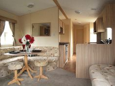Decorate your static caravan to make it your own
