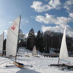 żeglarstwo lodowe - http://www.kursmazury.com/kursy_bojerowe.html