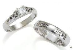 #Celtic Rings