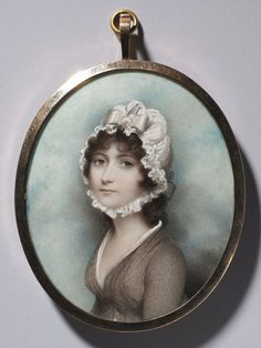 Andrew Pilmer, c 1798-1810? Portrait of a Woman | Cleveland Museum of Art