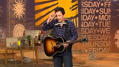 Jimmy Fallon on playing with Bruce Springsteen