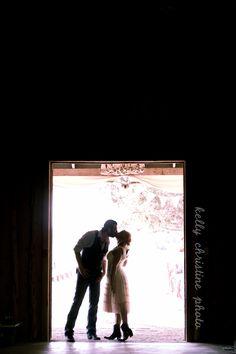 Miranda Lambert Blake Shelton silhouette