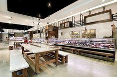 """food store   """"mercato e cucina""""   sydney, australia   by mima design"""