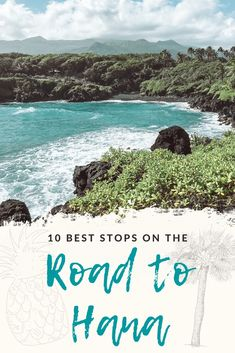The absolute best stops on the Road to Hana in Maui. This post will guide you through the perfect Road to Hana Itinerary along with beautiful pictures to inspire your day. You can even drive the Road to Hana yourself, and do not need to rely on a tour. Amazing stops include food stalls, waterfalls, gorgeous scenery, and hiking. Read more... #roadtohanastops #beststopsonroadtohana #roadtohanaguide #roadtohana #roadtohanaitinerary #roadtohanatips