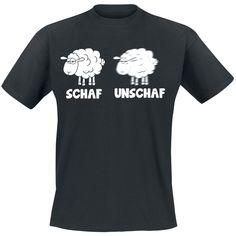 Schaf Unschaf - T-Shirt von Schaf Unschaf