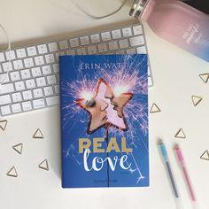 """Recensione: """"Real love"""" di Erin Watt edito da Sperling & Kupfer"""