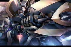 Alphamon Ouryuuken 【Digimon】