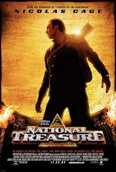 4th of July flicks A flick all about American treasures? Perfect for patriots!