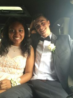Aw how cute are they - InterracialCouple - #Love #WMBW #BWWM