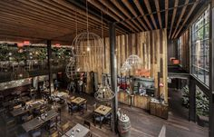 Restaurant IlForno,© Santiago Bohórquez