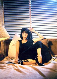 Movie Muse: Mia Wallace