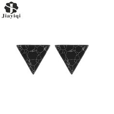 Cheap triangle stud earrings, Buy Quality stud earrings directly from China stud earrings for women Suppliers: