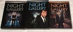 Night Gallery: Complete Series (Seasons All three seasons of Rod Serling's Night Gallery available in one package. Second Love, First Love, Night Gallery, Classic Movies, Season 1, Horror Movies, Movies And Tv Shows, Movie Tv, Fictional Characters