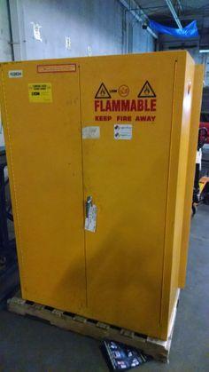 Used 60 Gallon cabinet