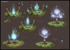 Mystical Lightsource Concept 1 by AlexanderExorcist.deviantart.com on @DeviantArt