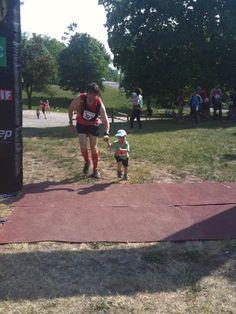Iron Rogue: Race Recap: 5 Peaks Heart Lake Trail Race