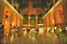 Earth Images at Grand Central NYC #marketing trendhunter.com