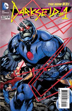 DARKSEID #1 – COMIC REVIEW | Comic Conventions
