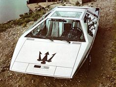 Maserati Boomerang (1972)