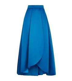Pinko Coral Ball Gown Skirt in Cobalt Blue available to buy at Harrods. Shop designer skirts online & earn reward points.