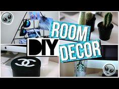 DIY Tumblr Room Decorations 2015! - YouTube