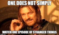24 'Stranger Things' Memes To Get You Hyped For Season 2