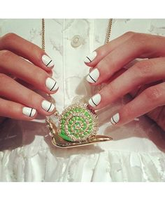 Nail selfies: 10 of the best nail art snaps from Instagram this week
