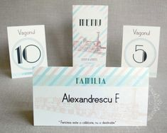 """Place-card / plicuri de bani nunta vintage tema Calatorii – """"HELENA"""" Place Cards, Place Card Holders, Vintage, Vintage Comics"""