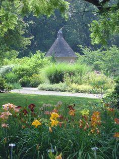 Fernwood Botanical Garden & Nature Preserve in Niles, MI.